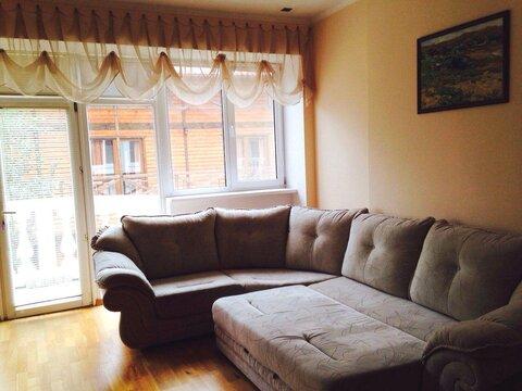 Продаются двухуровневые апартаменты в Профессорском уголке г.Алушта - Фото 2