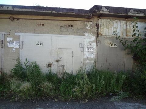Продам двойной гаражный бокс 35 кв