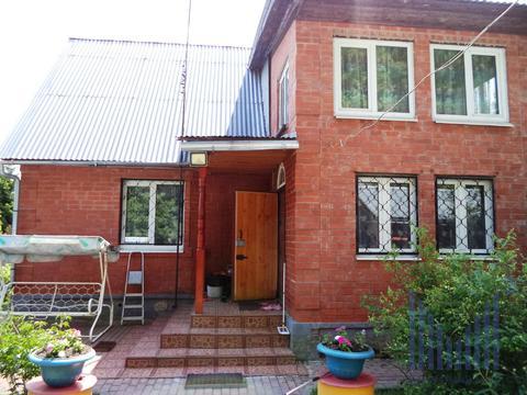 Продаётся отличный участок с домом и баней, Подольский район, Дубровицы - Фото 1