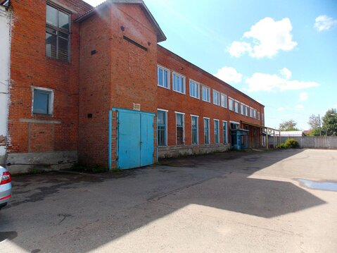 Комплекс зданий и сооружений в г. Шуя - Фото 1