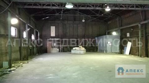 Продажа помещения пл. 419 м2 под склад, производство м. Авиамоторная в . - Фото 1
