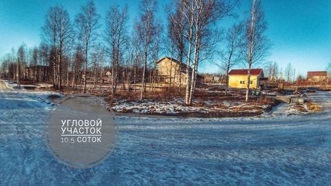 Кп Форпост, ИЖС, 10,5сот, Ломоносовский район - Фото 2