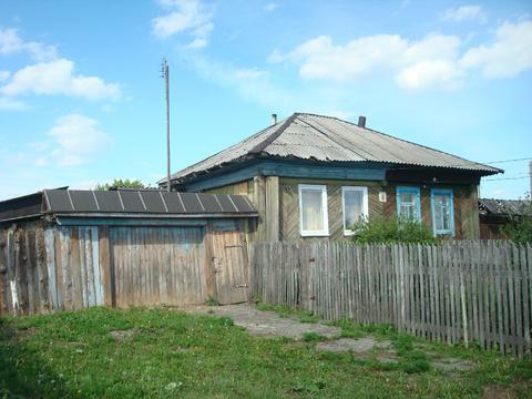 Продаю 1/2 дома в деревне Малково Чебаркульского района - Фото 1