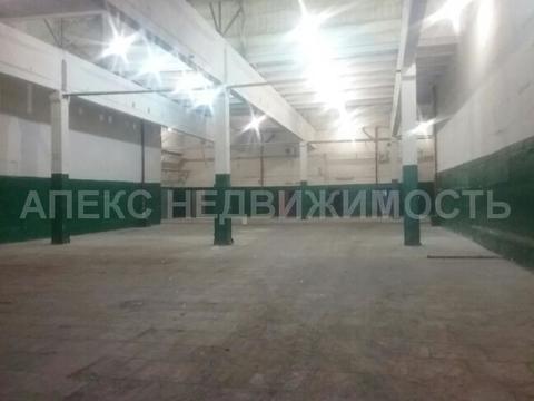 Аренда склада пл. 6500 м2 м. Пражская в складском комплексе в . - Фото 1