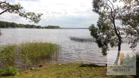 Участок возле озера - Фото 4