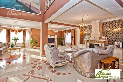 Дом в аренду448 кв. м,  15 сот, Калужское шоссе,  16 . - Фото 1