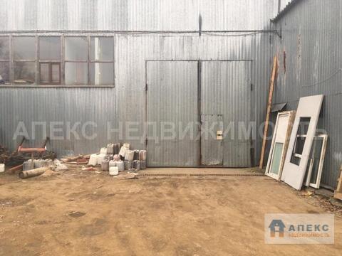 Аренда помещения пл. 500 м2 под склад, производство, Апрелевка . - Фото 2