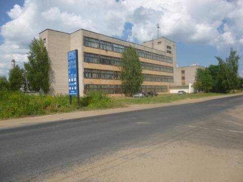 Швейная фабрика в г. Кимры. Общ. пл. 8983 кв. м. - Фото 1