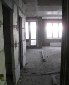 Однокомнатная квартира под отделку. Собственность - Фото 1