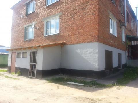 Нежилое помещение 100 кв.м. д.Бережки 1 эт. отдельн. вход - Фото 1