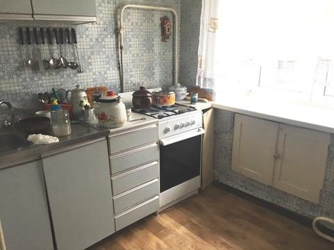 3-х комнатная квартира общ.пл 60 кв.м.3/3 кирп дома в г.Струнино - Фото 4