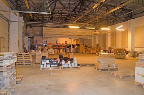 Сдается в аренду производственно- складское помещение 869.8м2 - Фото 2
