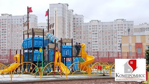 1-к квартира, 39 м2, 4/17 эт, Подольск, ул. Генерала Смирнова, д.14 - Фото 1
