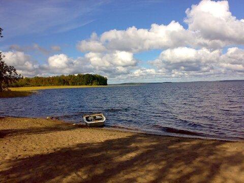 Рядом с золотым берегом оз.Глубокое , Нагорное - Фото 3