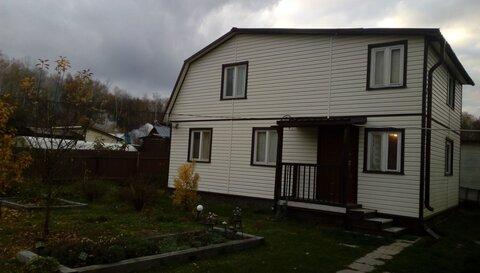 Зимний загородный дом на участке 8 соток, недолеко от г.Ступино - Фото 3