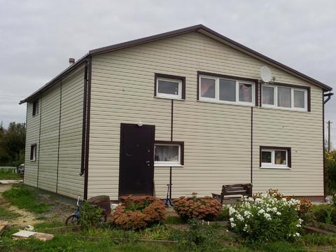 Дом 200 кв.м с земельным участком 10 соток массив Учхоз - Фото 1