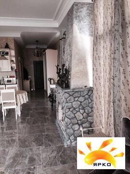Красивая квартира в Алупке с камином 67м2 - Фото 2