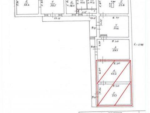 Предлагаем в аренду помещение в отдельно стоящем здании г. Пушкин - Фото 2