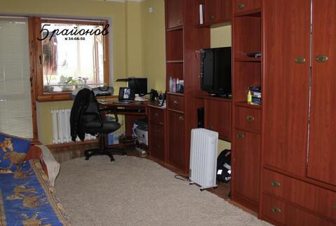 Трехкомнатная квартира в г. Кемерово, фпк, пр-кт Молодежный, 12 б - Фото 5