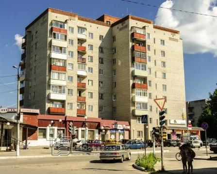 1-ая квартира 32,7 кв. м в центре г.Кольчугино на ул. 3 Интернационала
