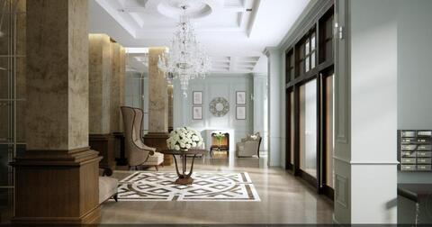 4-х комн. апартаменты 140,1 кв.м. в доме премиум-класса в ЦАО г. Москв - Фото 4