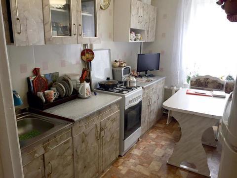 2-х комнатная квартира 43,7 кв.м в п. Тучково, ул. Победы д.7 - Фото 1
