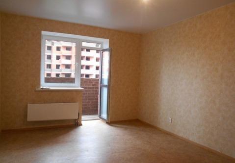 1ая квартира студия в новом доме с ремонтом. - Фото 1