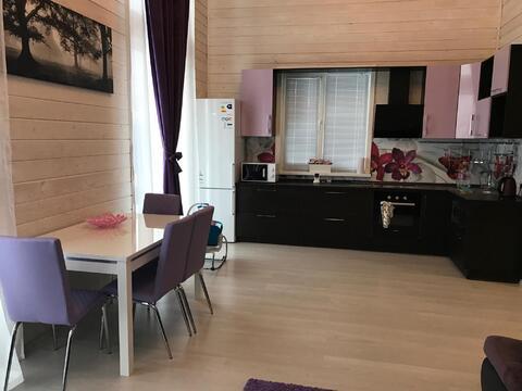 Шикарный дом 140 кв.м. с участком 8 соток в г.Чехов - Фото 1
