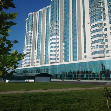 4 квартира в ЖК Адмирал с видом на реку и парк в предчистовой отделке - Фото 1