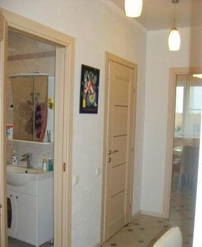 2-3к квартира ул. Калужская д. 26 новый дом, 76м2, евроремонт - Фото 3