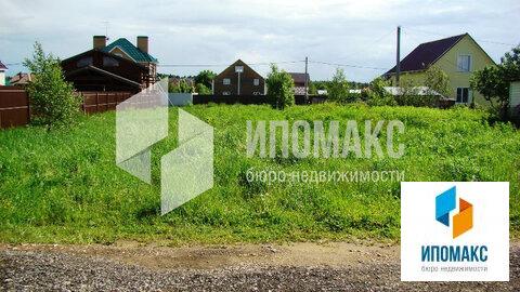 Земельный участок 12 соток д.Кузнецово - Фото 1