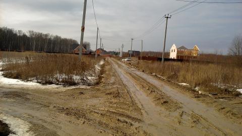 Каширское шоссе 48 км от МКАД , с.Вельяминово, Участок 15 соток - Фото 4