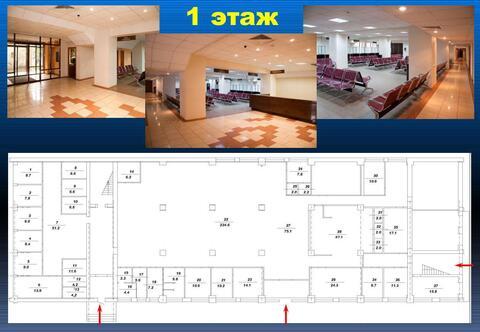 Продажа здания 2600 кв.м. м.Алексеевская, ул.Графский переулок 12 - Фото 4
