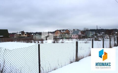 Земельный участок 12 соток, ИЖС,37 км от МКАД, Киевское шоссе - Фото 3