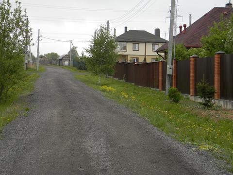 Участок 14 сот. , Боровское ш, 18 км. от МКАД. - Фото 2