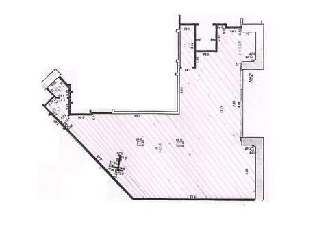 Аренда помещения 155 кв. м (центр города) - Фото 3