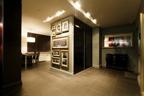 Продаю квартиру с дизайнерским ремонтом в ЖК Дом на Беговой 90м2 - Фото 5