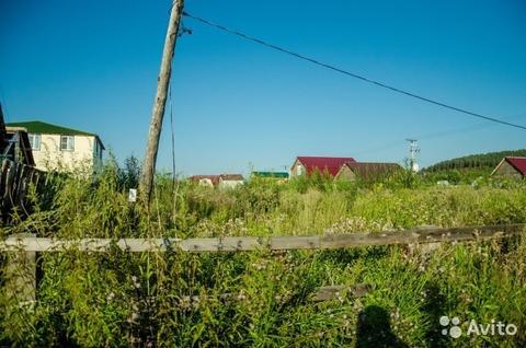 Отсыпанный участок в Лесном - Фото 1