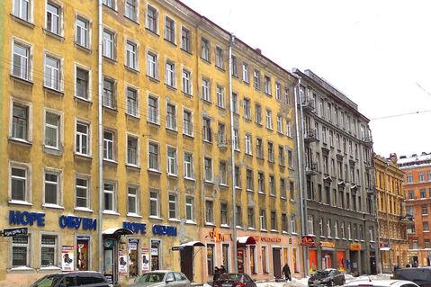 Продажа комнаты 22,8 кв.м. в Петроградском районе - Фото 1