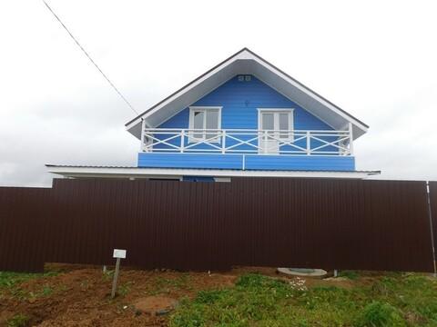 Дом в деревне Сатино с газом 10 соток Киевское Минское шоссе - Фото 3