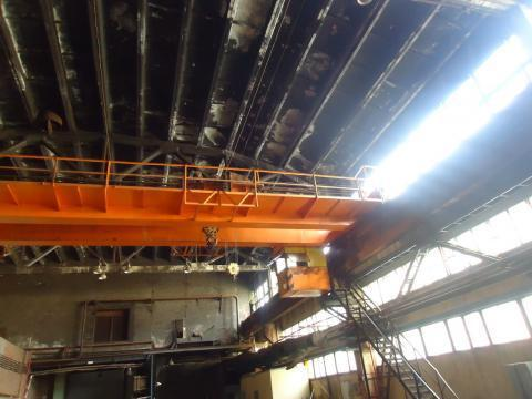 Производство 4300 м2 с кран-балками 20 тон. - Фото 1