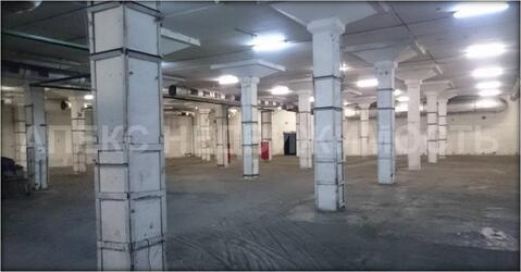 Аренда склада пл. 960 м2 м. Варшавская в складском комплексе в .