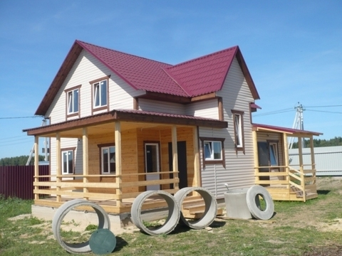 Продам новый дом для круглогодичного проживания по Киевскому или Калуж - Фото 3