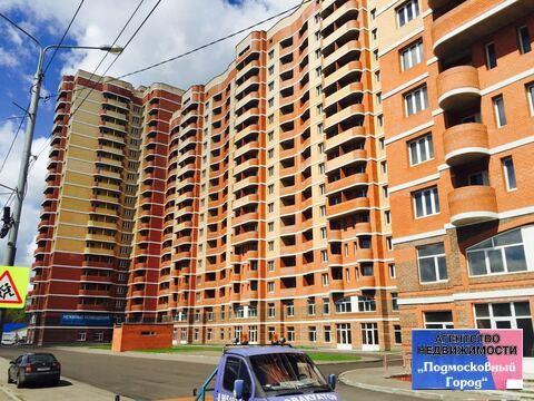 Новая 1 комн квартира в Москве