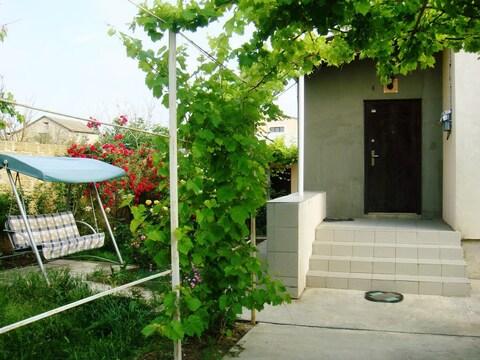 Дом-дача и гостевой домик с летней кухней в черте города Евпатория - Фото 2
