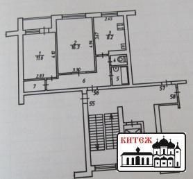 Продается двухкомнатная квартира на ул. Вишневского - Фото 4