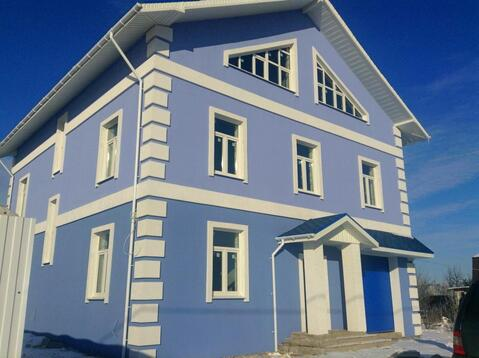 Шикарный дом 470 м/кв на участке 8 соток, пос.Александровская - Фото 2