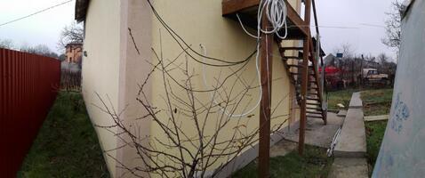 Новый двухэтажный дачный дом в городе Севастополе, ст Авторемонтник - Фото 3