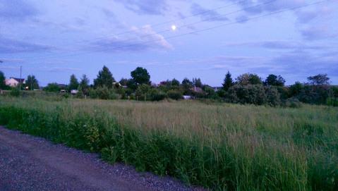 Земельный участок 12сот с. Лысцево Коломенского р-на - Фото 3