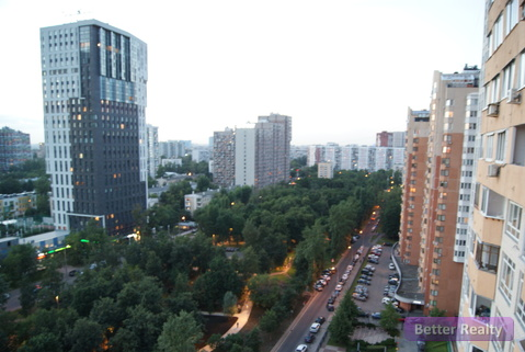 Объединенная квартира 130 кв.м с видом на Живописный мост и Сити - Фото 5